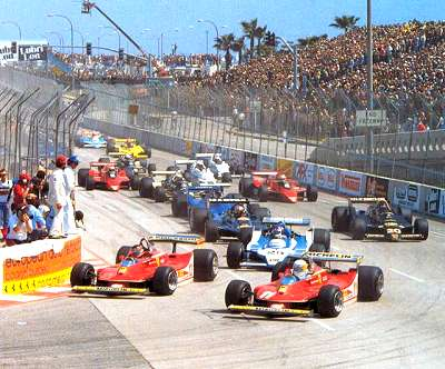 The hairpin at Long Beach